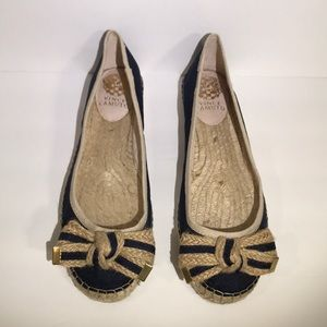 Vince Camuto Tracy Canvas Flats